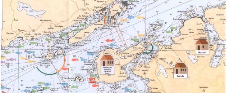 mapa Hitra 1